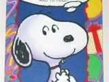 Snoopy Printable Birthday Cards Peanuts Birthday Cards Collectpeanuts Com