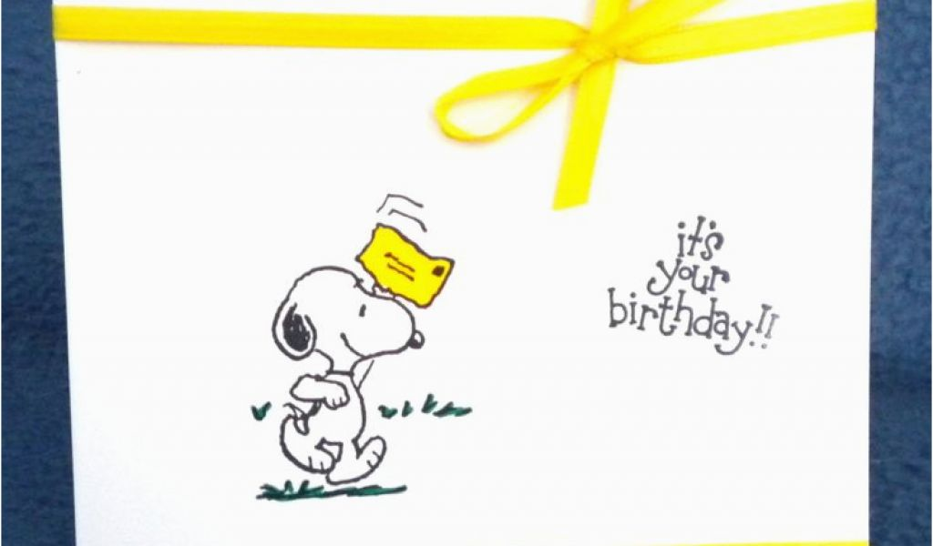 Snoopy Printable Birthday Cards Peanuts Quotes About Life ...