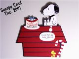 Snoopy Printable Birthday Cards Snoopy Birthday Card by Punkbouncer On Deviantart