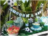 Soccer Decorations for Birthday Party Girls soccer Birthday Party