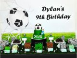 Soccer Decorations for Birthday Party soccer Party Foods these Ideas Rock B Lovely events