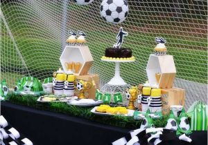 Soccer Themed Birthday Party Decorations Best 25 Parties Ideas On Pinterest