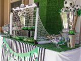 Soccer themed Birthday Party Decorations Girls 39 soccer Birthday Party Popsugar Moms