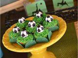 Soccer themed Birthday Party Decorations Kara 39 S Party Ideas Futbol Birthday Party Kara 39 S Party Ideas