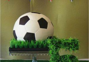 Soccer Themed Birthday Party Decorations Kara 39 S Ideas Kickin Planning
