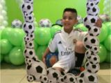 Soccer themed Birthday Party Decorations soccer theme Birthday Party Ideas Photo 2 Of 12 Catch