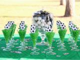Soccer themed Birthday Party Decorations soccer theme Party Ideas Around My Family Table