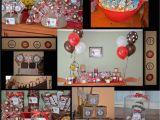 Sock Monkey Birthday Decorations sock Monkey Birthday Printable Party Supplies No Invite
