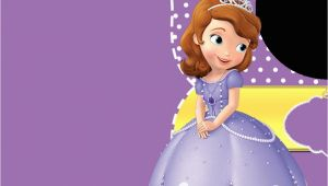 Sofia the First Birthday Card Template Create Birthday Cards with Photos Free Free Card Design