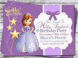 Sofia the First Birthday Invites 25 Best Ideas About Princess sofia Invitations On