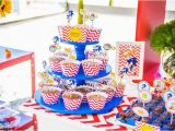 Sonic Birthday Party Decorations Kara 39 S Party Ideas sonic themed Birthday Party Decor