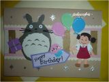 South Park Birthday Card Handmade Greeting Cards by Yuriko totoro and Mei Birthday