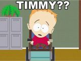 South Park Birthday Meme Timmy south Park Humor D Pinterest south Park