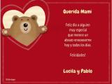 Spanish Birthday Cards for Mom Spanish Mother S Day Cards Printables to Celebrate El Dia