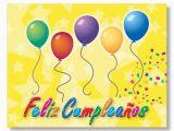 Spanish Birthday Cards Printable Spanish Birthday Cards Card Invitation Design Ideas