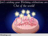 Sparkling Birthday Greeting Cards A Sparkling Birthday Wish Free Birthday Wishes Ecards