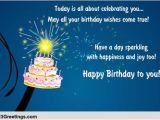 Sparkling Birthday Greeting Cards Sparkling Birthday Wishes Free Birthday Wishes Ecards