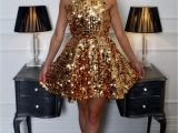 Sparkly Birthday Dresses Gold Sparkly Party Dress Fashion forecasting 2017