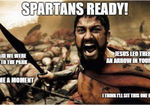 Spartan Birthday Meme This is Sparta Imgflip