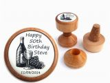 Special 21st Birthday Presents for Him Personalized 50th Birthday Gift Present Idea for Men Him