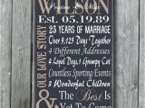 Special 50th Birthday Gift Ideas for Husband Personalized 5th 15th 25th 50th Anniversary Gift Wedding