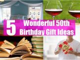 Special 50th Birthday Gifts for Her Wonderful 50th Birthday Gift Ideas Gift Ideas for 50th