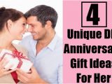 Special Birthday Gift Ideas for Her 4 Unique Diy Anniversary Gift Ideas for Her Bash Corner
