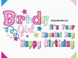 Special Entry for Birthday Girl Birthday Girl It 39 S Your Special Day Happy Birthday
