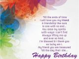 Special Friend Birthday Card Verses Happy Birthday to A Special Friend Pictures Photos and