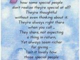 Special Friend Birthday Card Verses Verse for A Special Friend Card Greetings Pinterest