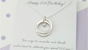 Special Gifts for Her 21st Birthday Personalised 21st Birthday Gift for Her Personalized 21st