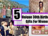Special Gifts for Her 30th Birthday Unique 30th Birthday Gifts for Women Gift Ideas for A