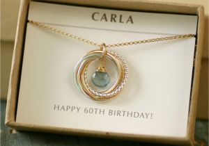 Special Gifts For Her 60th Birthday Gift Ideas Mom