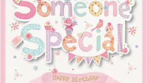 Specialized Birthday Cards to someone Special Birthday Card Greeting Cards B M