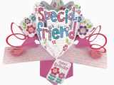 Specialty Birthday Cards Special Friend Birthday Pop Up Greeting Card original