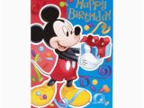 Spencer S Birthday Cards Mickey Mouse Birthday Card M S
