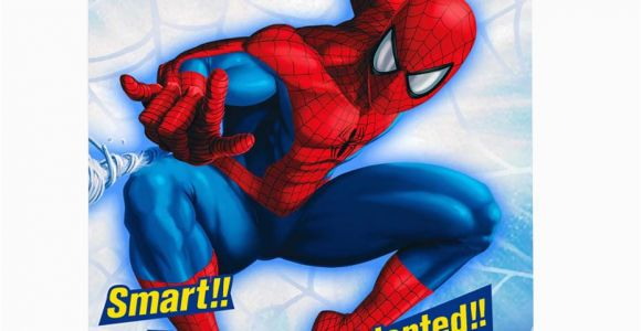 Spiderman Birthday Card Sayings Spider Man Happy Birthday Quotes Quotesgram