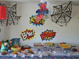 Spiderman Birthday Decoration Ideas 15 Amazing Spiderman Birthday Party Ideas for Take Away