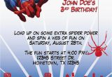 Spiderman Birthday Invites Leslie Designs Stuff Spiderman Birthday Party Invitation