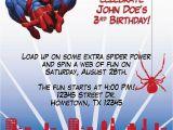 Spiderman Birthday Invites Leslie Designs Stuff Spiderman Birthday Party Invitation