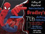 Spiderman Birthday Invites Spiderman Birthday Invitations Egreeting Ecards