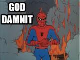 Spiderman Birthday Memes Spiderman Meme Template