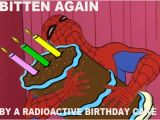 Spiderman Birthday Memes the Gallery for Gt Happy Birthday Meme Spiderman
