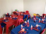 Spiderman Birthday Party Decorating Ideas 37 Cute Spiderman Birthday Party Ideas Table Decorating