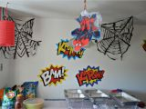 Spiderman Decorations for Birthday Party A Spidery Spider Man Birthday Party Building Our Story