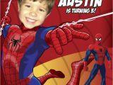 Spiderman Photo Birthday Invitations Best 25 Spiderman Birthday Invitations Ideas On Pinterest