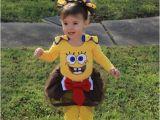 Spongebob Birthday Girl Outfit Spongebob Birthday Costume for Girls 1 Pink Lover