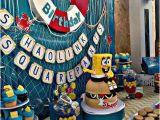 Spongebob Birthday Party Decorations 19 Spongebob Party Ideas Spaceships and Laser Beams