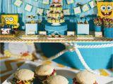 Spongebob Birthday Party Decorations Awesome Spongebob Birthday Party Ideas Margusriga Baby Party