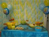 Spongebob Birthday Party Decorations Spongebob Square Pants Birthday Party Ideas Photo 6 Of